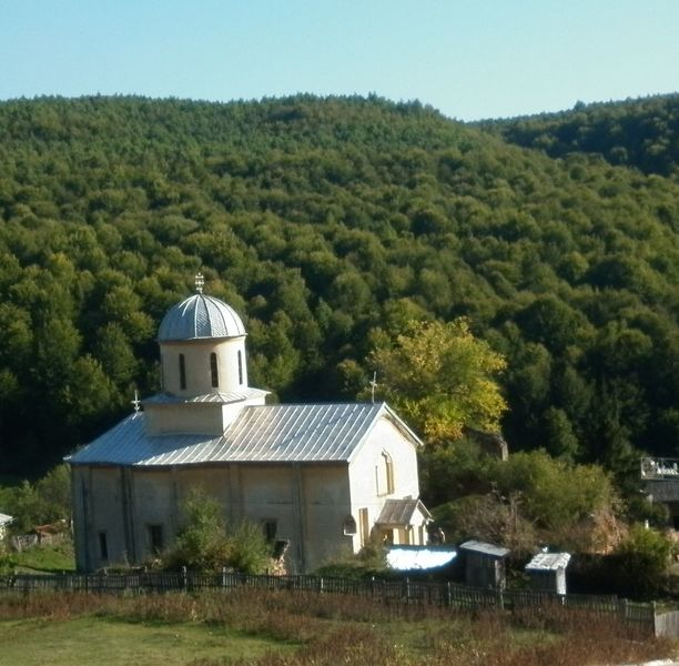 Manastirea Vierosi