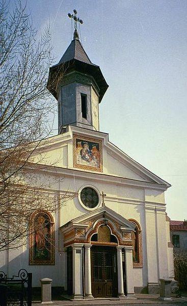 Biserica Bulgara din Bucuresti - Sfantul Ilie