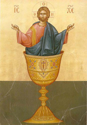 Taina Sfintei Impartasanii in Sfanta Scriptura CrestinOrtodox.ro