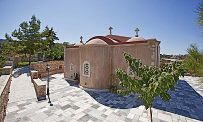 Manastirea Sfanta Irina - Rethymnon