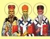Sfintii Ierarhi Ilie Iorest, Sava Brancovici si...
