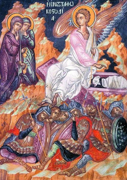 Nu va temeti de Inviere!