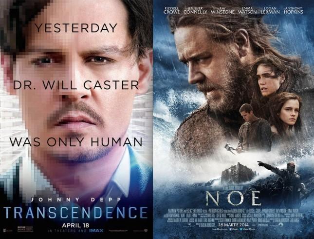 Doua filme recente - acelasi simptom