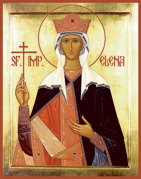 Sfanta Imparateasa Elena, model al dragostei de Dumnezeu si de oameni