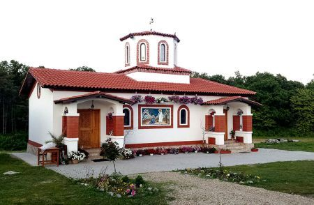 Manastirea Pantocrator - Sfanta Maria Magdalena