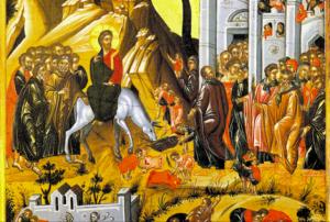 Predica la Dumininca Floriilor - Sfantul Vasile al Kinesmei