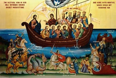 Imagini pentru Icoana Bisericii cu Hristos la carma, foto, foto