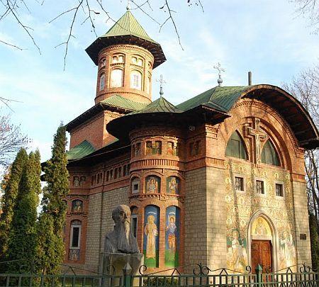 Biserica Sfantul Nicolae - Copou