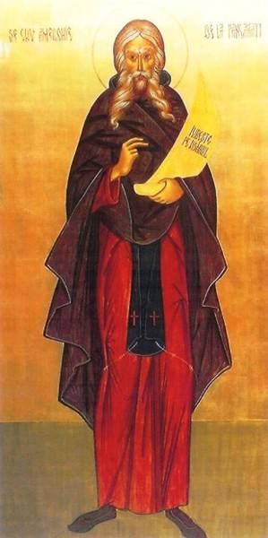Sfantul Amfilohie de la Pangarati