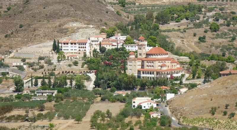 Pelerinaj in Grecia, de hramul Sfantului Nectarie