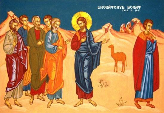 Predica la Duminica XXX dupa Rusalii - Dregatorul bogat