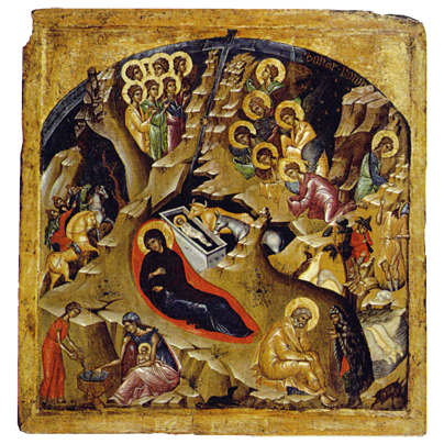 Betleem-leaganul Golgotei