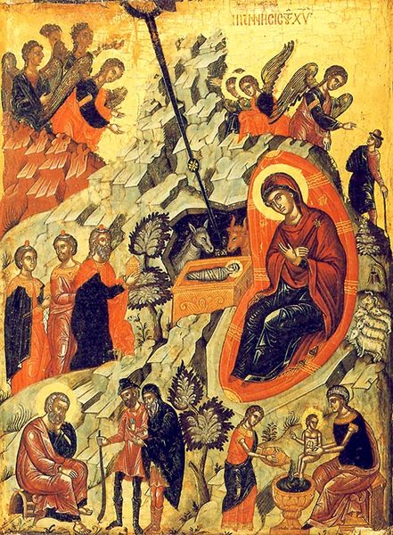 Scara ce urca la cer, pe care a coborat Dumnezeu pe pamant