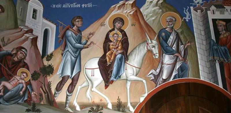 Duminica dupa Nasterea Domnului - Sfantul Nicolae Velimirovici