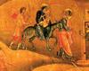 Pruncul Iisus recapituleaza istoria poporului ales
