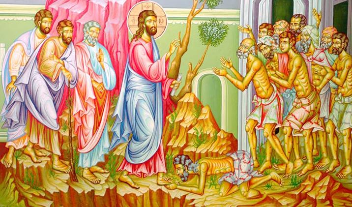 Hristos face inca o minune, la ce a urmat (nu) va asteptati...