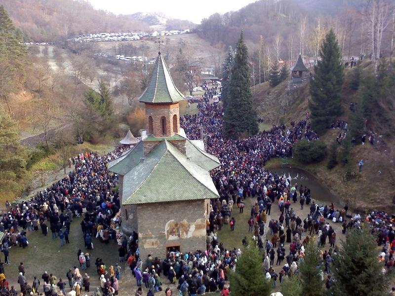 Pelerinaj in Tara Hategului - Manastirea Prislop