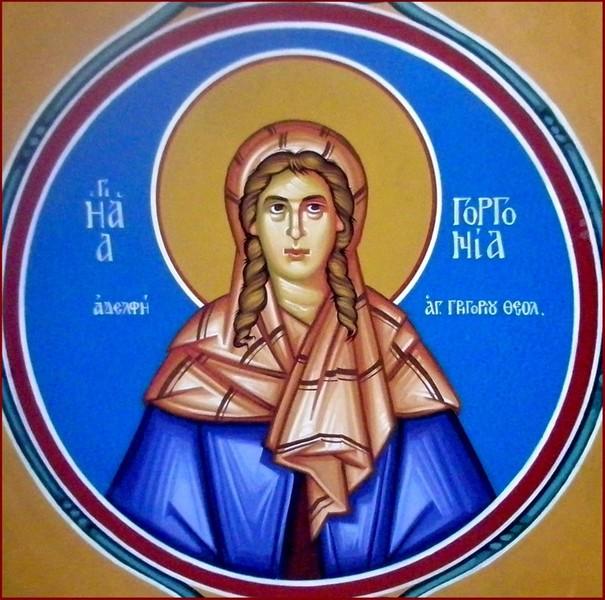 Viata Sfintei Gorgonia