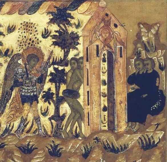Predica la Duminica Izgonirii lui Adam din rai