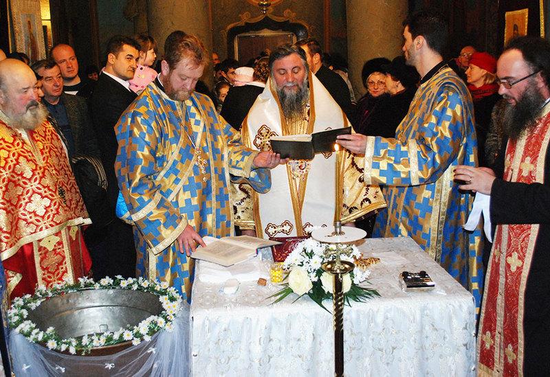 Cuvant despre Sfantul Botez