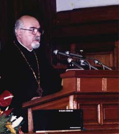 Parintele Profesor si Academician Dumitru Popescu