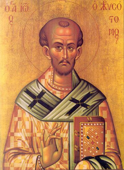 Cuvant de Sfintele Pasti al Sfantului Ioan Gura de Aur