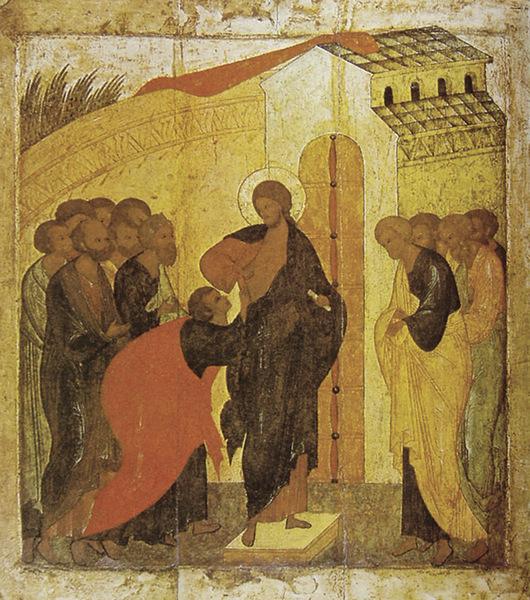 Duminica Tomii - Sfantul Nicolae Velimirovici