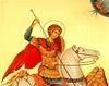 Marele Gheorghe, sfantul martir purtator de biruinta