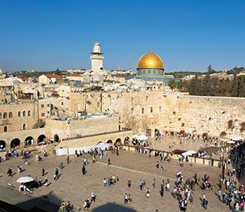 Pelerinaj in Israel