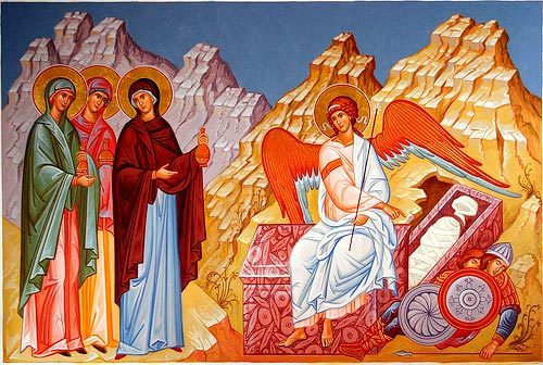 Duminica Sfintelor Femei Mironosite