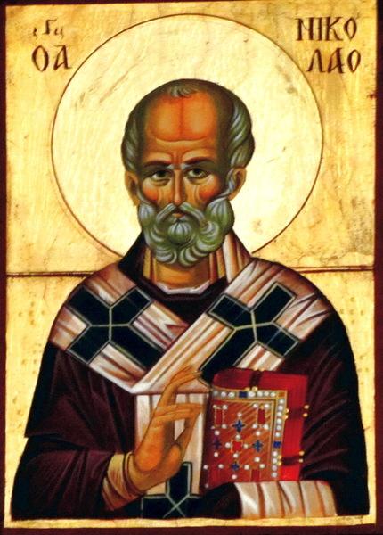 Sfantul Nicolae - Pastorul iubirii