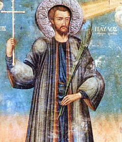 Sfantul Pavel din Peloponez