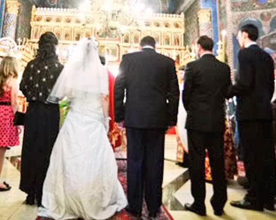 Cuvant catre noii casatoriti