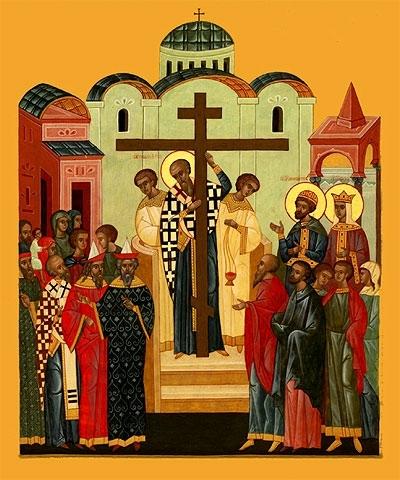 Predica la sarbatoarea inaltarii Sfintei Cruci