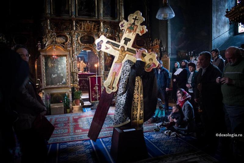 Imbratisarea de pe Cruce