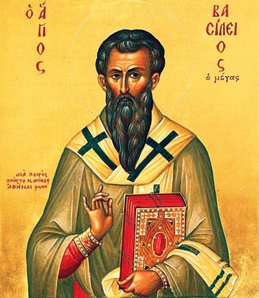 Predica la Sfantul Vasile cel Mare