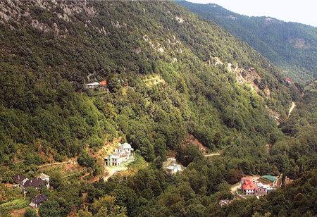 Pelerinaj in Muntele Athos de hramul Schitului Lacul
