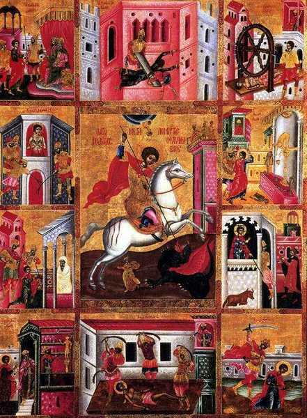 Predica la Sfantul Mare Mucenic Gheorghe