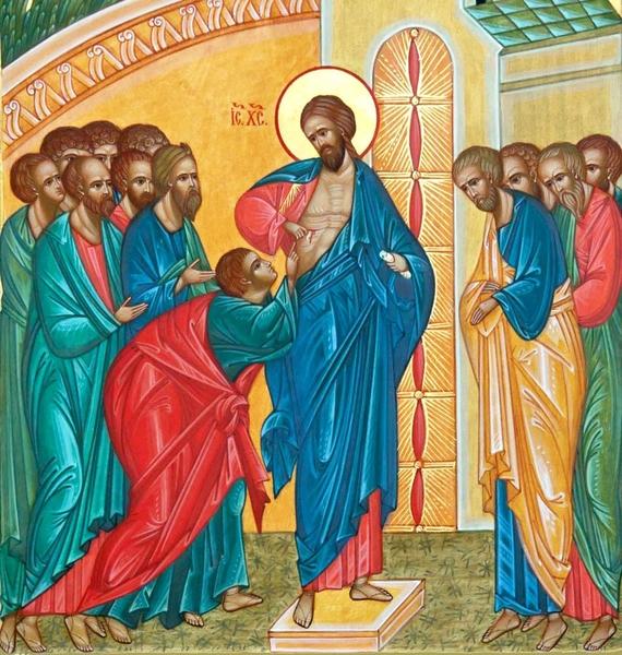 De ce a crezut mai greu Sfantul Apostol Toma?