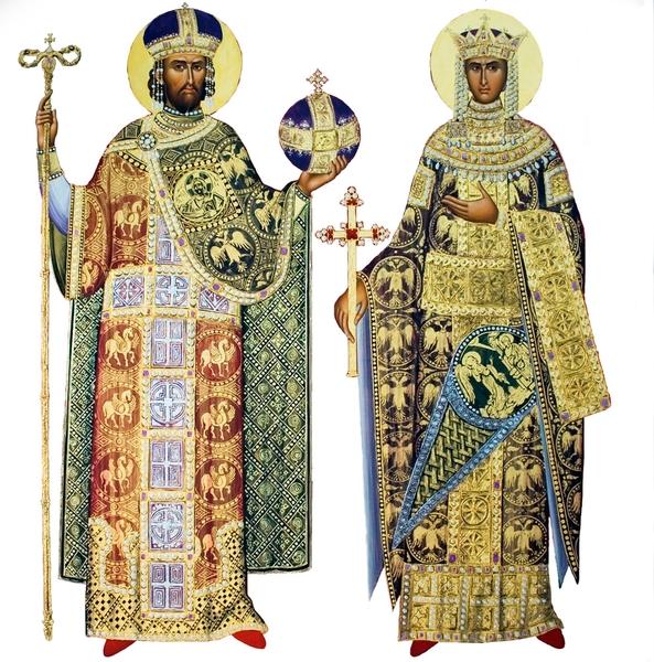 Constantin si Elena, Sfintii Imparati care au scos crestinismul din catacombe