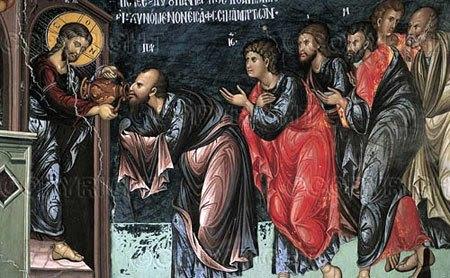 Hristos distruge ceva: iluziile