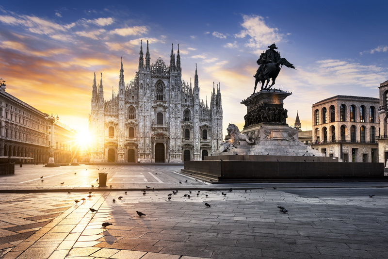 10 biserici din Italia pe care sa le vezi in 2016