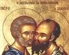 De ce Sfintii Petru si Pavel sunt sarbatoriti...