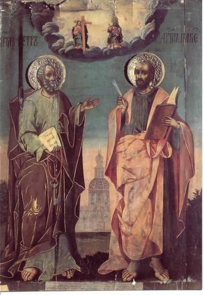 Sfintii Apostoli Petru si Pavel - prietenia adevarata in Hristos