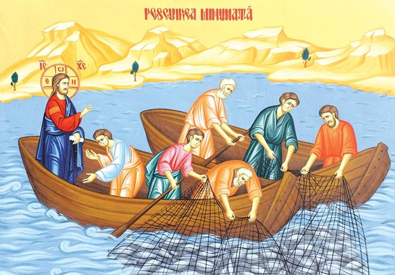 Zelul si smerenia apostolilor