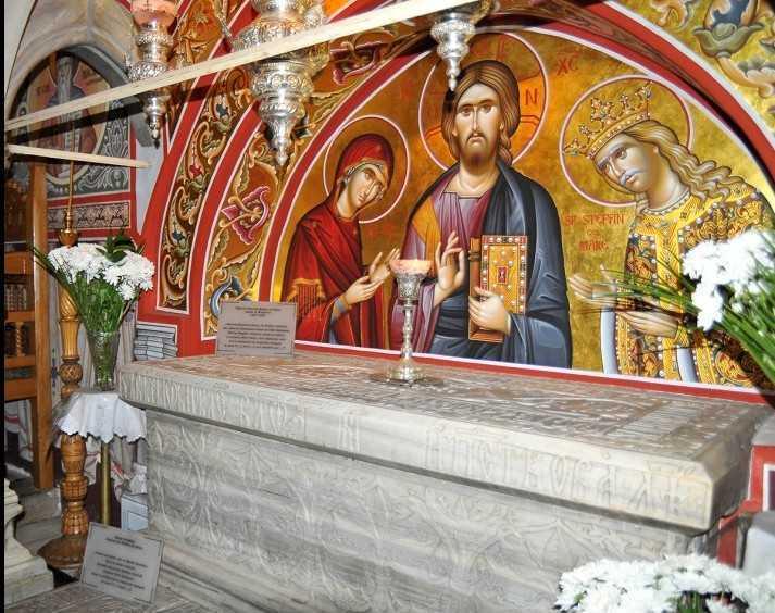 Cele doua deshumari ale Sfantului Stefan cel Mare