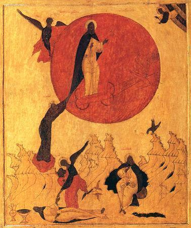 Sarbatoarea Sfantului Proroc Ilie Tesviteanul