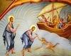 Duminica a IX-a dupa Rusalii. Umblarea pe mare