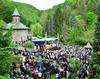 Pelerinaj la Manastirea Prislop - Parastasul...