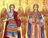 Sfintii Arhangheli Mihail si Gavriil, ocrotitori si modele de urmat